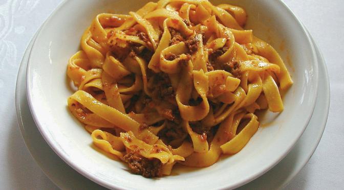 Sauce bolognaise de Giulia