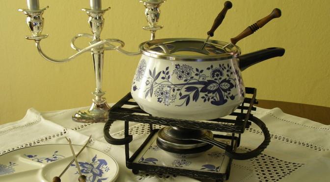 Bouillon de fondue chinoise