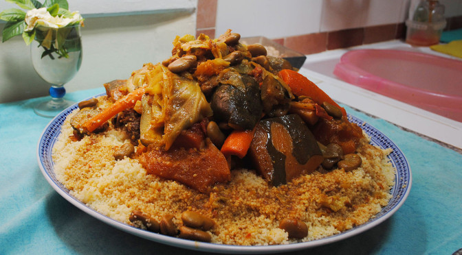 Couscous de Job J